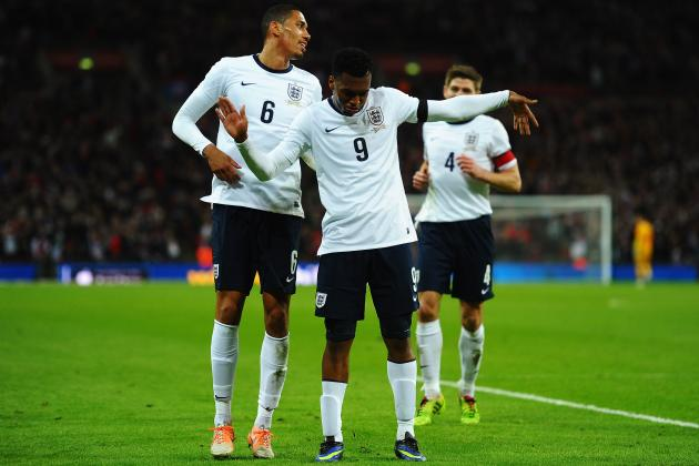 Film Focus: Worrying Signs for Roy Hodgson's England in Win over Denmark