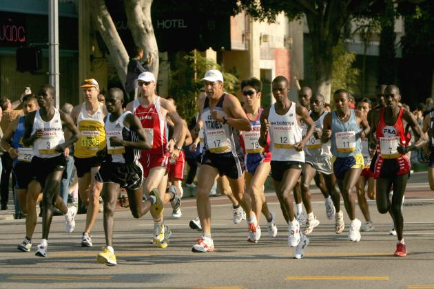 Los Angeles Marathon 2014: Route, Start Time, Date and TV Info