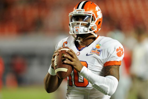 Will KC Chiefs Draft a QB to Compete with Tyler Bray?