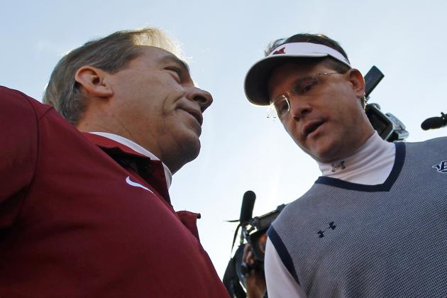What Hurry-Up, No-Huddle Decision Means for Alabama vs. Auburn Rivalry