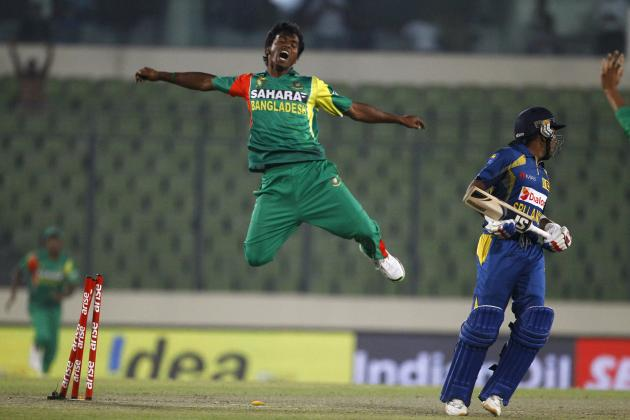 Bangladesh vs. Sri Lanka: Stars Who Impressed Most Ahead of Asia Cup Final
