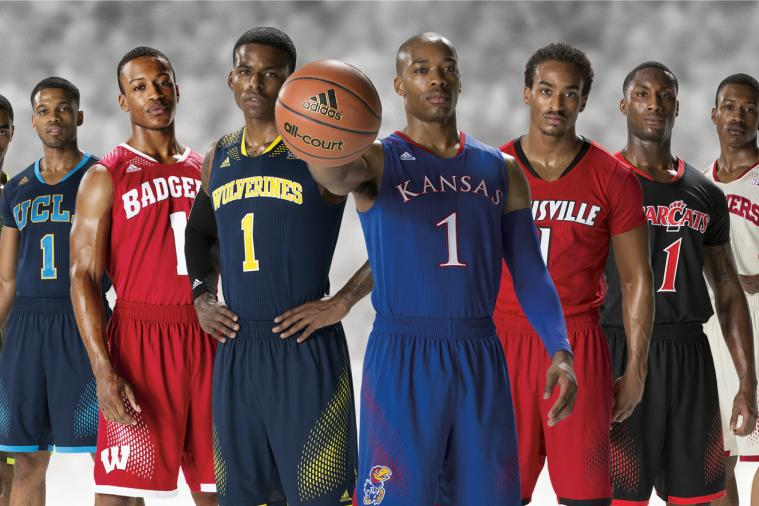 Multiple College Basketball Teams to Wear These New 'Made in March' Adidas Unis