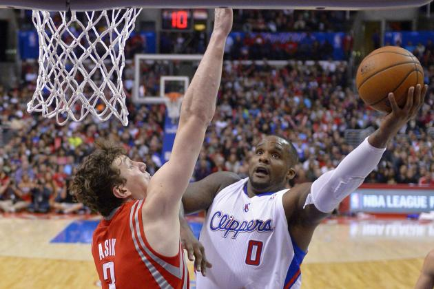 Grading Glen Davis' Production for LA Clippers so Far