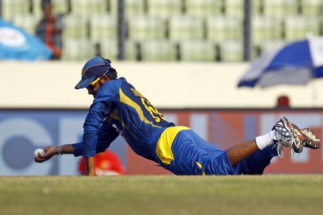 Sri Lanka vs. Pakistan: Date, Time, TV Info and Asia Cup 2014 Final Preview