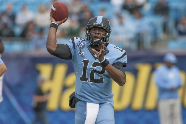 UNC Opens Spring Football Drills Hoping to Build on Momentum