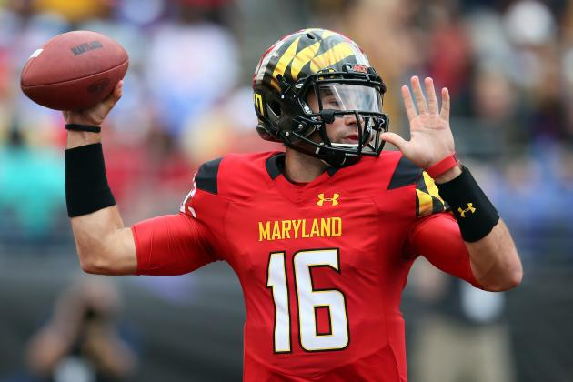 Maryland's CJ Brown Ready for Another Year as