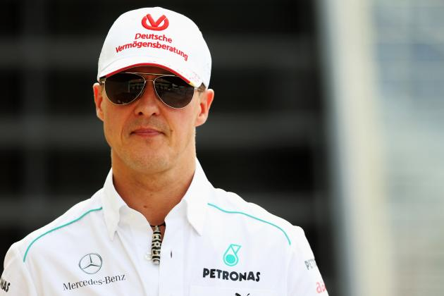 How Should Formula 1 Show Respect for Michael Schumacher Once the Season Begins?