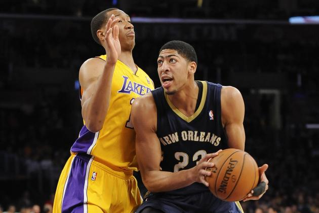 Pelicans Forward Anthony Davis Delivers Against Lakers