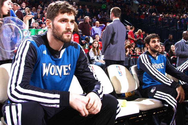 Playoffs Looking Like a Pipe Dream for Minnesota Timberwolves