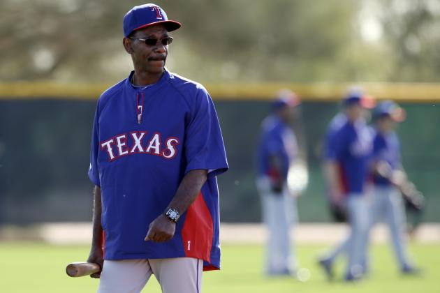 Projecting Texas Rangers' Final 25-Man Roster at the Start of Spring Training