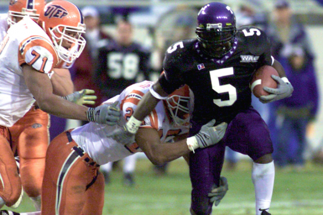 Biggest Locks for 2014 College Football Hall of Fame