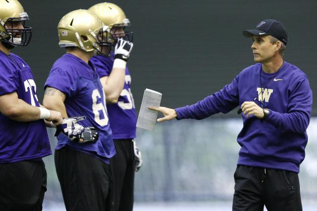 Washington Huskies Spring Practice Preview