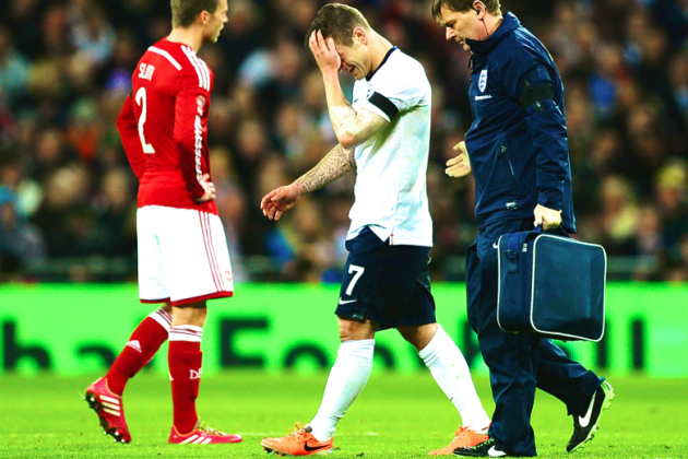 Jack Wilshere's Injury a Problem for Arsenal and England but Also an Opportunity