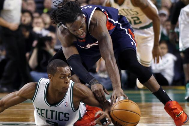 Is Rajon Rondo Back to Form?