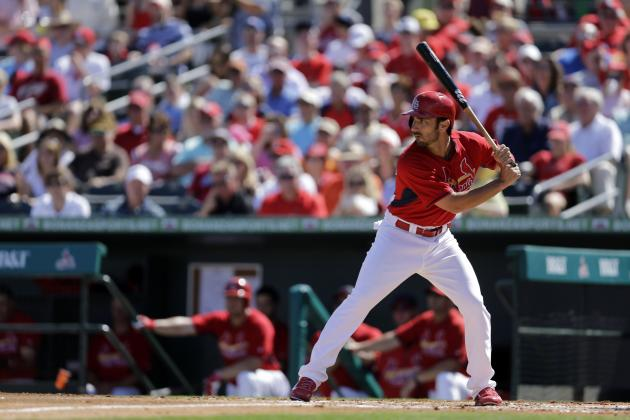 Matt Carpenter's Value to Cardinals Lineup Makes $52M Extension a No-Brainer