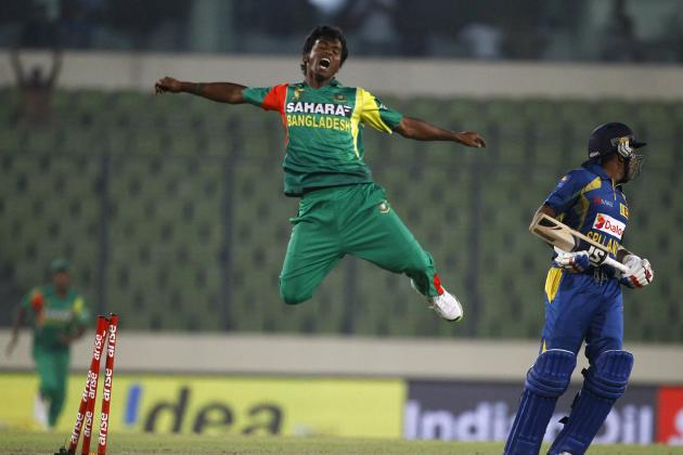 Bangladesh vs. Sri Lanka: Key Lessons Learned from Final Asia Cup Group Game