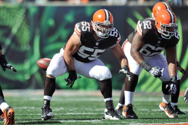 Browns Don't Have to Worry About Losing Alex Mack Despite Transition Tag