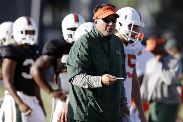Miami Football: Week 1 Spring Practice Stock Report