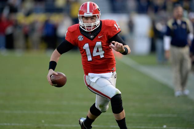 Hutson Mason, the Georgia Bulldogs' Most Intriguing Player to Watch This Spring