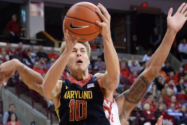 Jake Layman Breaks out of Slump, but Terps Still Need Consistent...
