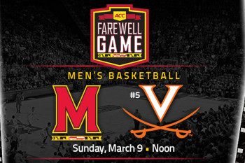 Terps Announce Plans/Giveaways for Final ACC Game