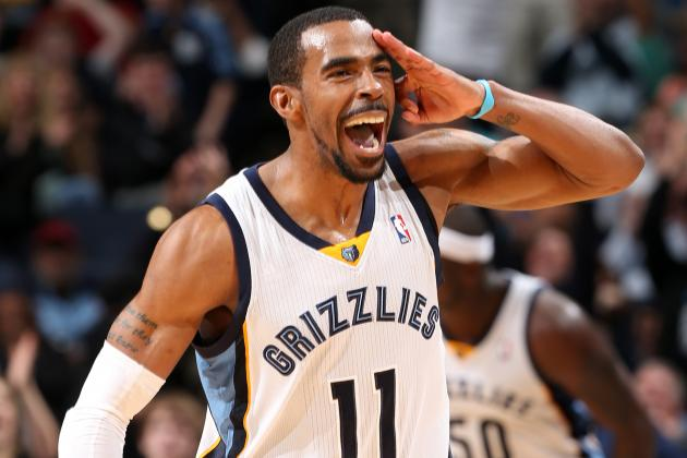 Conley Talks Being Tricky and 'Why Not Us?' Grizz