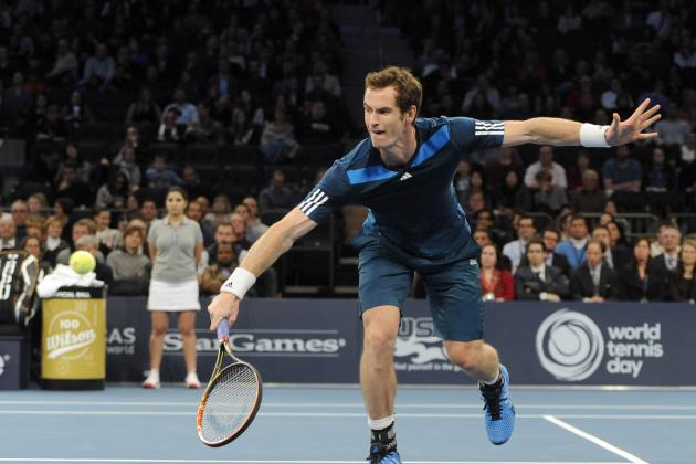 Andy Murray's Tough Indian Wells Draw Will Force Him to Play His Best Early
