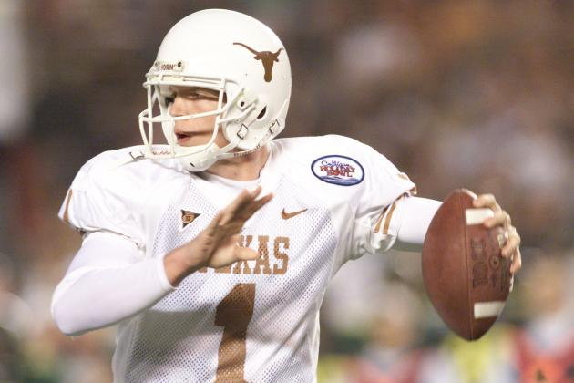 Chris Simms Talked About the End of the Mack Brown Era