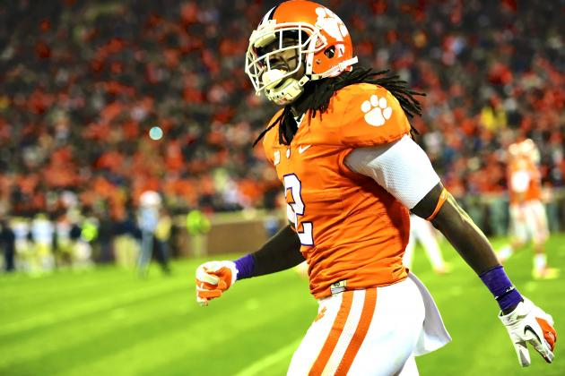 Sammy Watkins: Breaking Down Clemson WR's Pro Day Workout