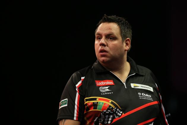 Premier League Darts 2014 Results: Scores, Standings and Analysis from Exeter