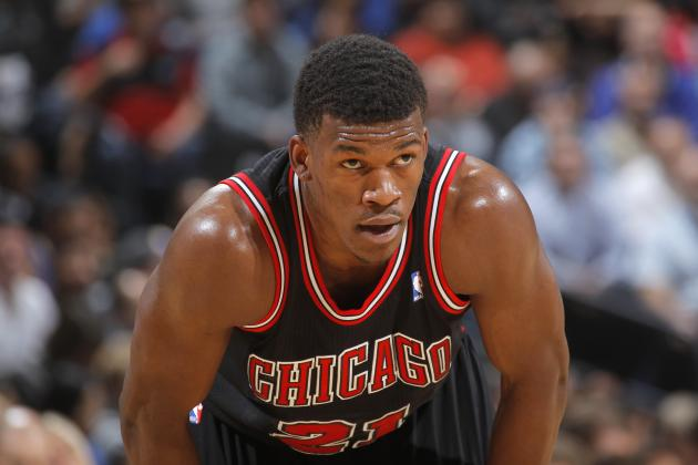 Why Jimmy Butler Is the Chicago Bulls' Small Forward of the Future