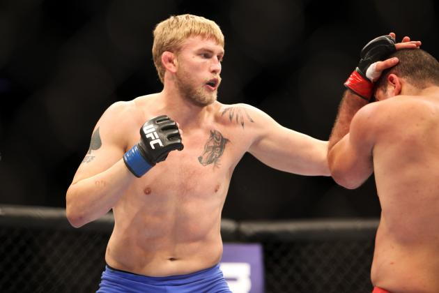 UFC Fight Night 37 Start Time: When and Where to Watch Gustafsson vs. Manuwa