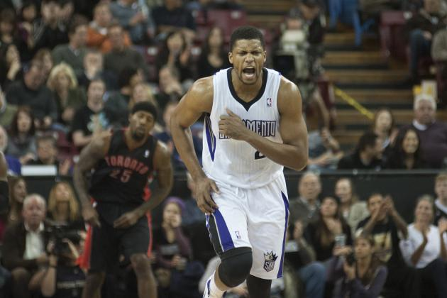 Rudy Gay Admits to Being 'Inefficient' During Toronto Raptors Career