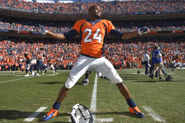 Champ Bailey: Looking Back at His Denver Broncos Career