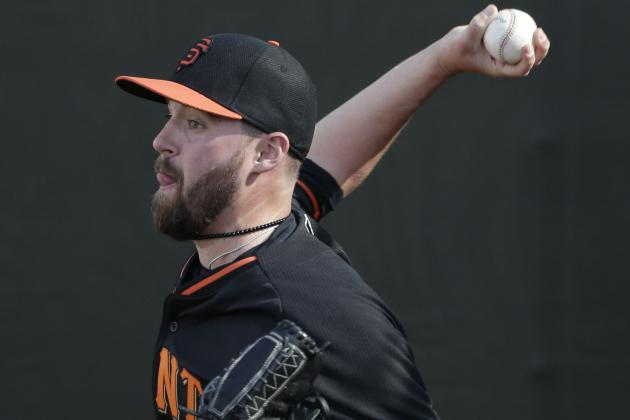 Giants' Heath Hembree Struggles to Find Consistency