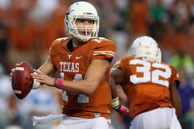 Texas Football: New Coaches Explain How Offense Will Run