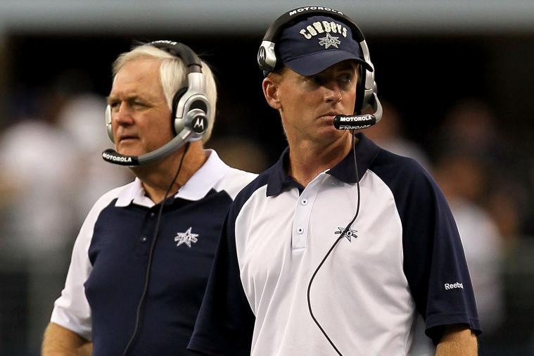 Former Cowboys Coach Wade Phillips Tweets Interesting Fact About Jason Garrett