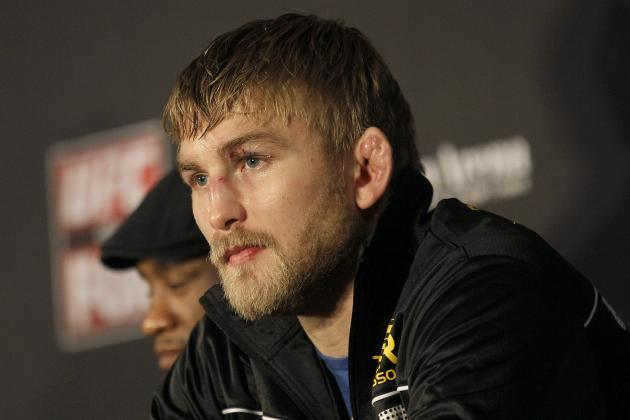 UFC Fight Night 37 Weigh-in Results: Gustafsson vs. Manuwa Fight Card
