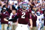 Johnny Football Inks Deal with Nike