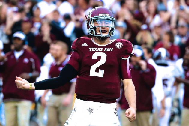Johnny Manziel Signs Deal to Be Represented by Nike