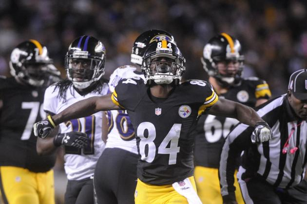Remembering Antonio Brown's Best Game as a Pittsburgh Steeler