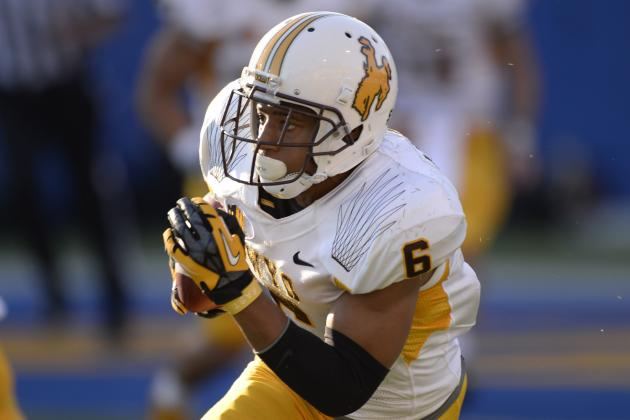 Robert Herron NFL Draft 2014: Highlights, Scouting Report for Buccaneers WR