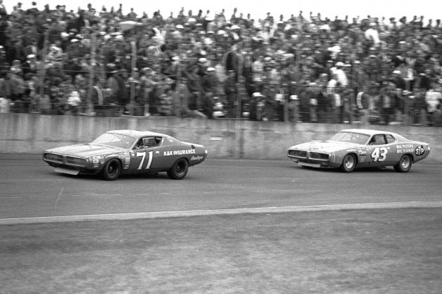A Look Back at the Glory Days of NASCAR's Texas World Speedway