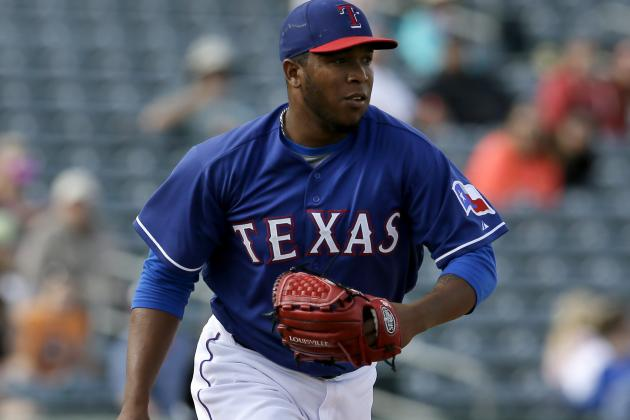 Neftali Feliz Looks Better Second Time Around