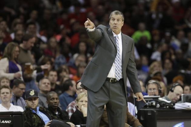 Grading Randy Wittman's Season for the Washington Wizards so Far