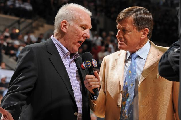 Video: Popovich, Sager Square off Again