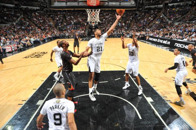 Heat vs. Spurs: Live Score, Highlights and Reaction
