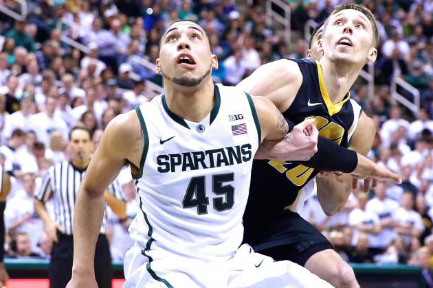 Iowa vs. Michigan State: Live Score, Updates and Analysis