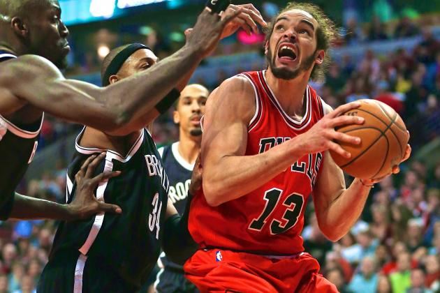 Joakim Noah Injury: Updates on Bulls Star's Thumb and Return
