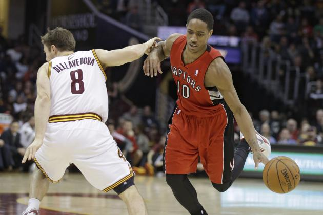 DeMar DeRozan's Stats Surge from Kyle Lowry's Leadership and Rudy Gay Trade
